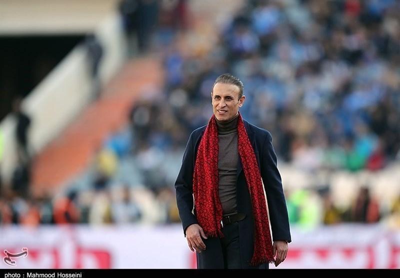 گل محمدی: استعفای انصاری فرد برای من شوک آور بود، بازیکنانم مرد روزهای سخت هستند