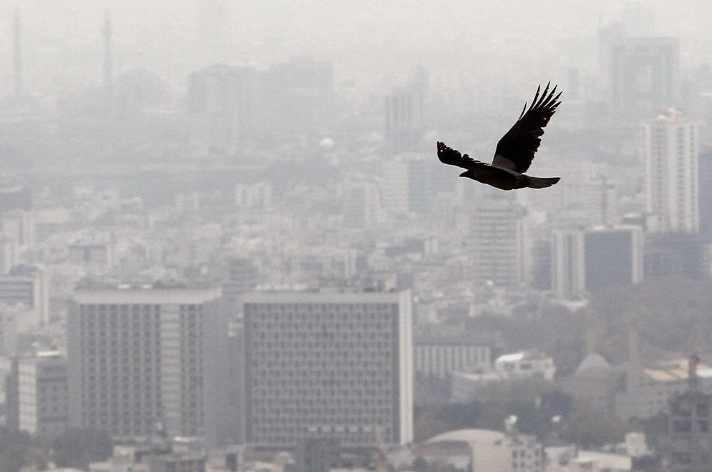 کدام مناطق تهران آلوده ترین آب و هوا را دارند؟