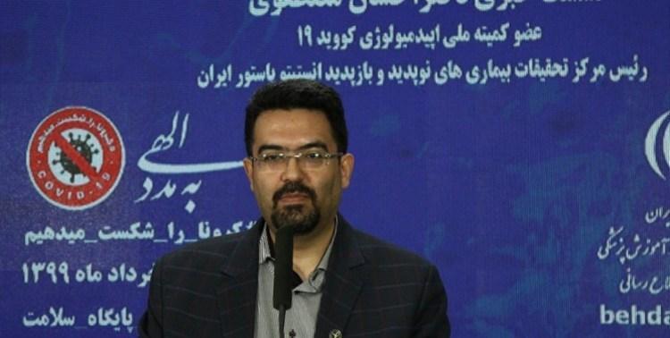 احتمال ابتلای 15 میلیون نفر به کرونا در ایران