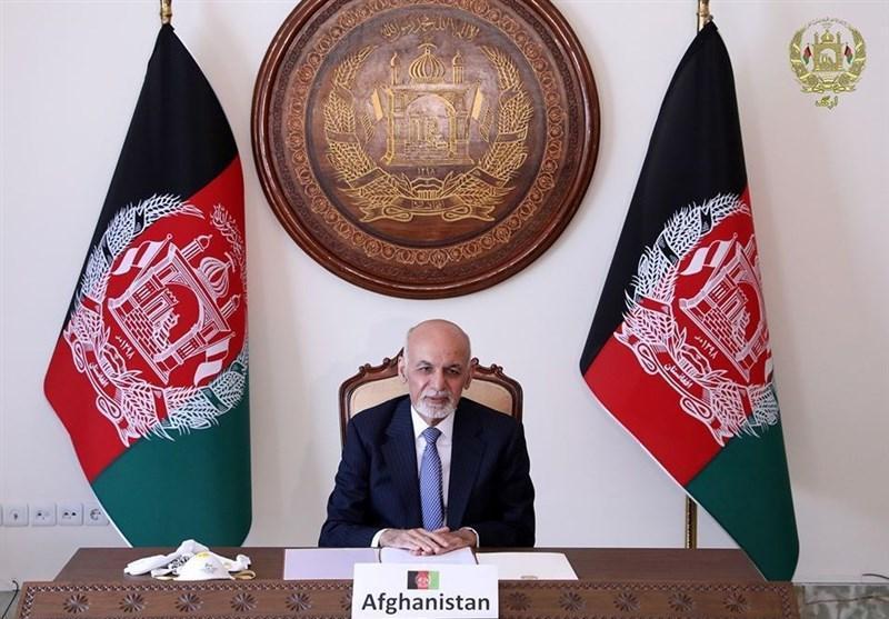 تاکید اشرف غنی بر تقویت نیروهای خیزش مردمی برای مقابله با طالبان