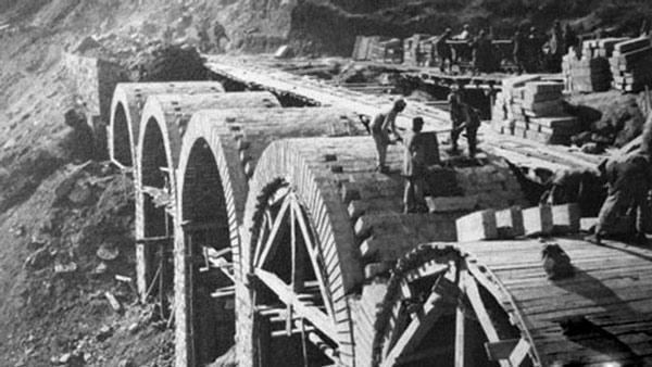 پل ورسک؛ از کتاب گینس تا پل پیروزی برای چرچیل