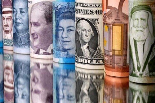 کاهش نرخ رسمی 33 ارز
